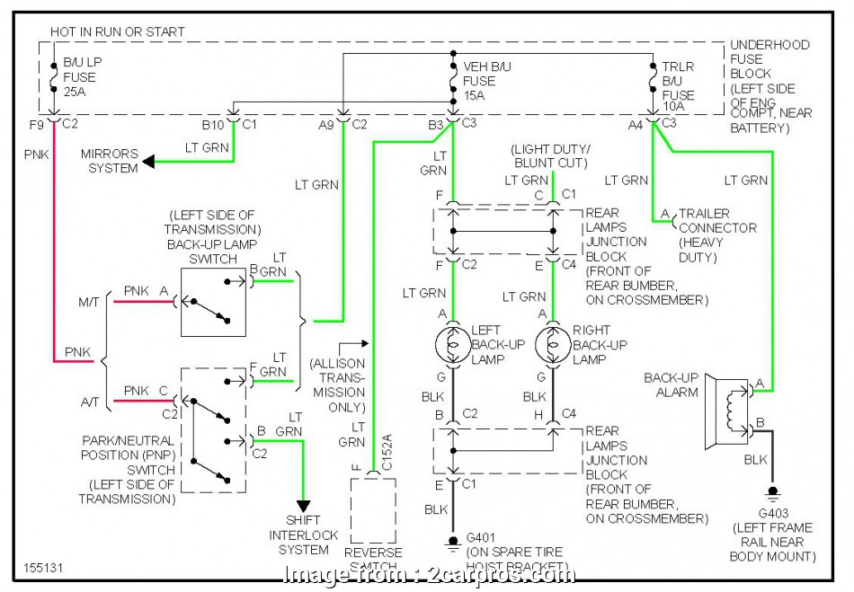 Reverse Light Switch Wiring Diagram Brilliant Gmc Sierra