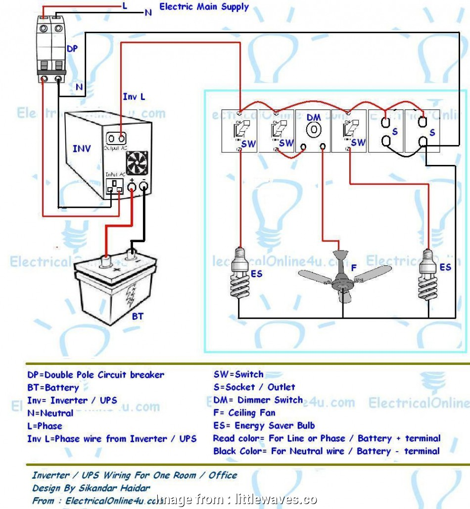Room Electrical Wiring Diagram Most Wiring Diagram  Rooms