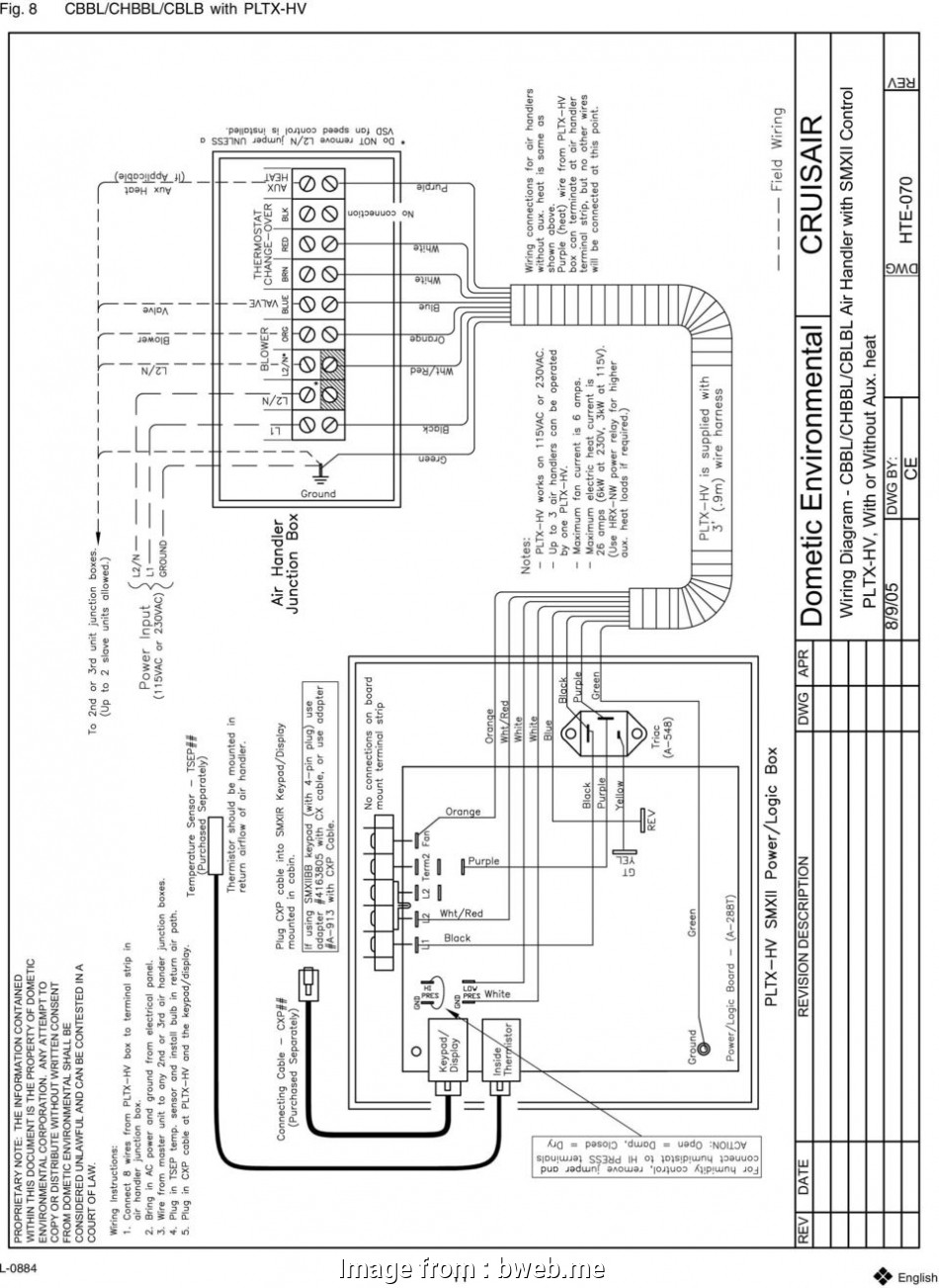 Schematic Coleman Mach Thermostat Wiring Diagram from tonetastic.info