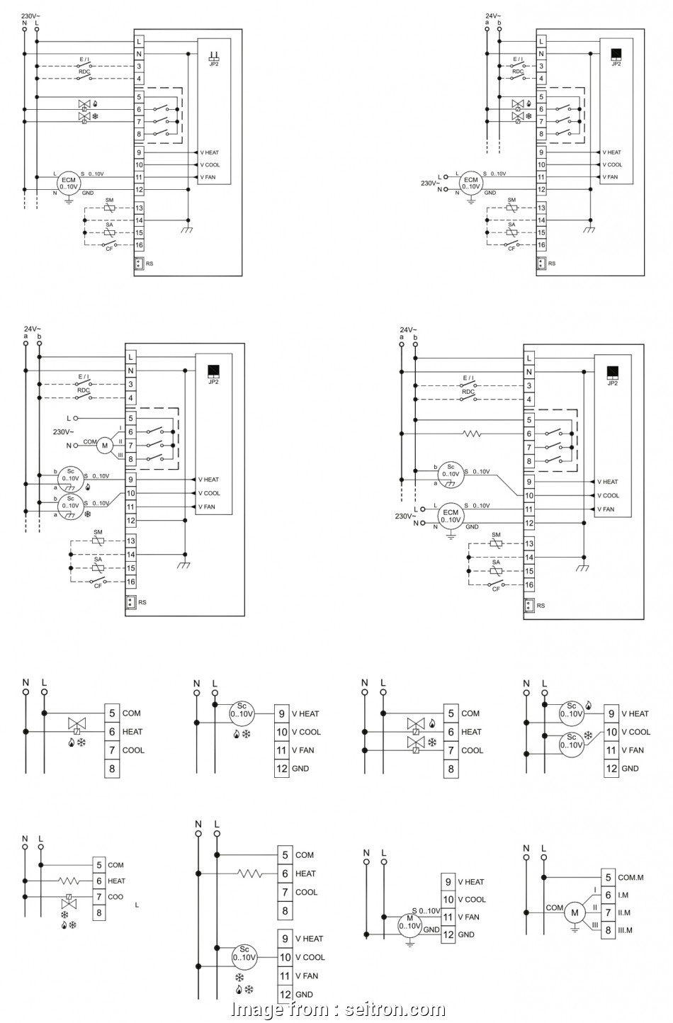 20 Most Seitron Thermostat Wiring Diagram Solutions