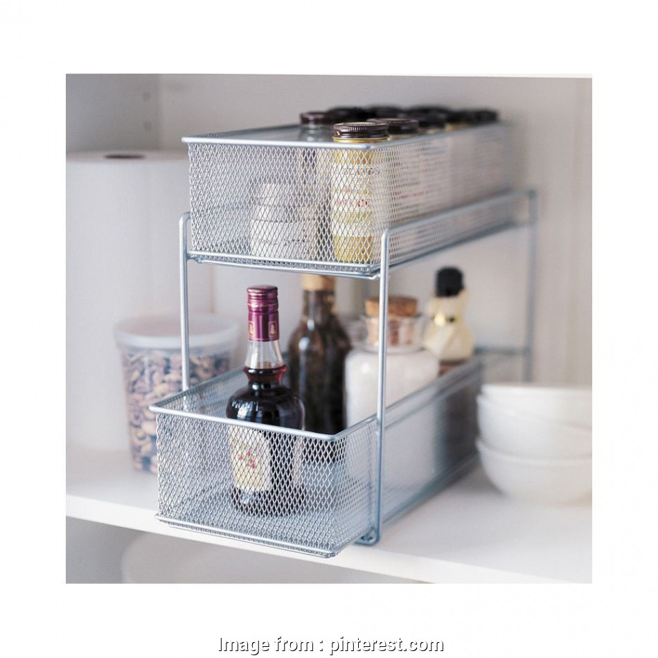 silver wire mesh kitchen cupboard baskets Silver Wire Mesh Kitchen Cupboard Baskets: Amazon.co.uk: Kitchen & Home 14 Nice Silver Wire Mesh Kitchen Cupboard Baskets Images