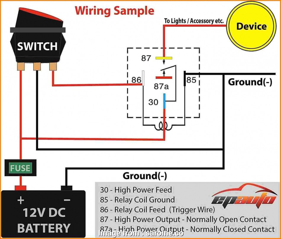 Smart Light Switch Wiring Diagram Top 2 Pole Dc Switch