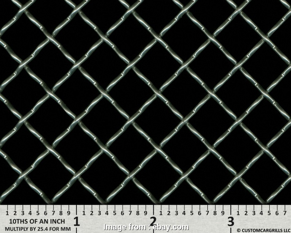 stainless steel wire mesh ebay Details about, UNIVERSAL, x,, 0.50