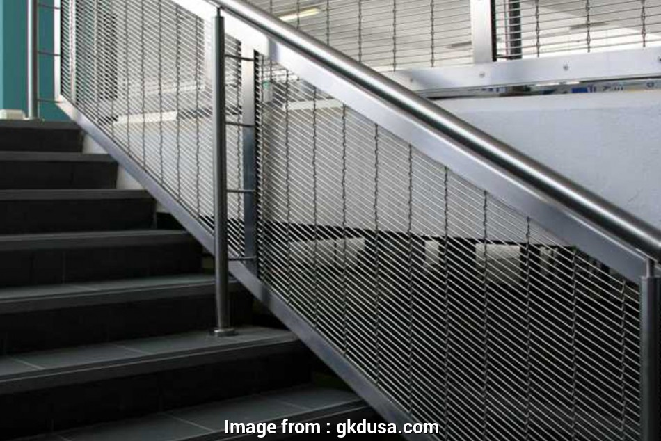 stainless steel wire mesh in qatar Wire mesh balustrade: safety, protection, design, GKD 13 Creative Stainless Steel Wire Mesh In Qatar Collections