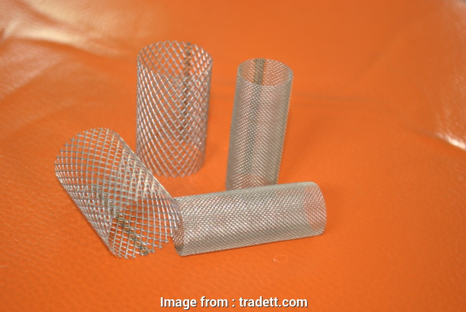stainless steel wire mesh tube Major materials used, stainless steel woven wire mesh, perforated metal, expanded metal, metal fiber web., outside sizes, filtration rating can 9 New Stainless Steel Wire Mesh Tube Ideas