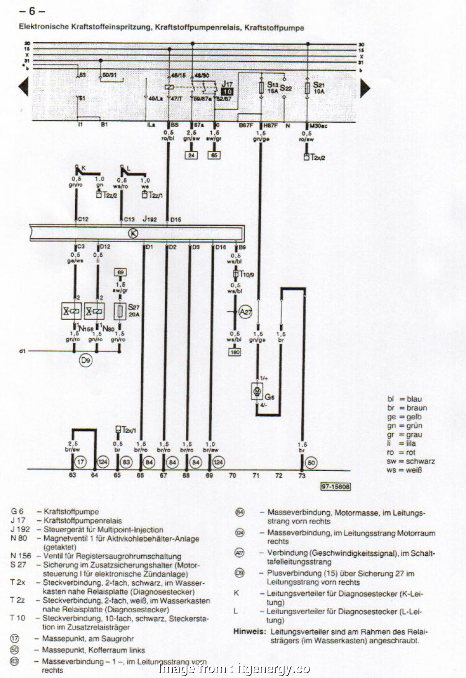 wiring diagram of a remote starter solenoid - collection