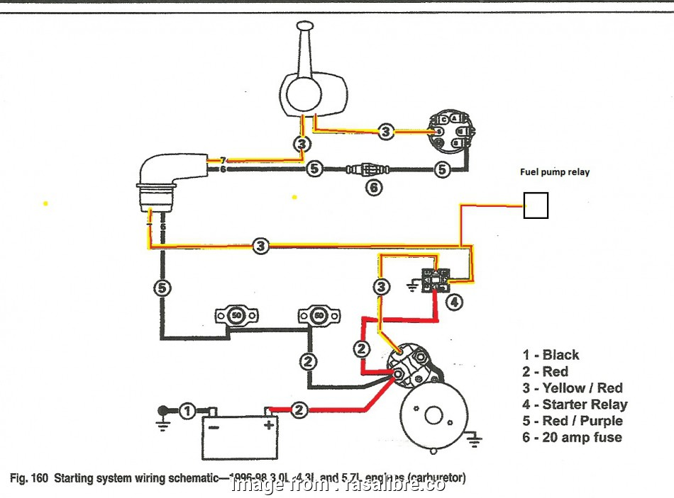 Starter Motor Internal Wiring Diagram Top Volvo Penta Coil