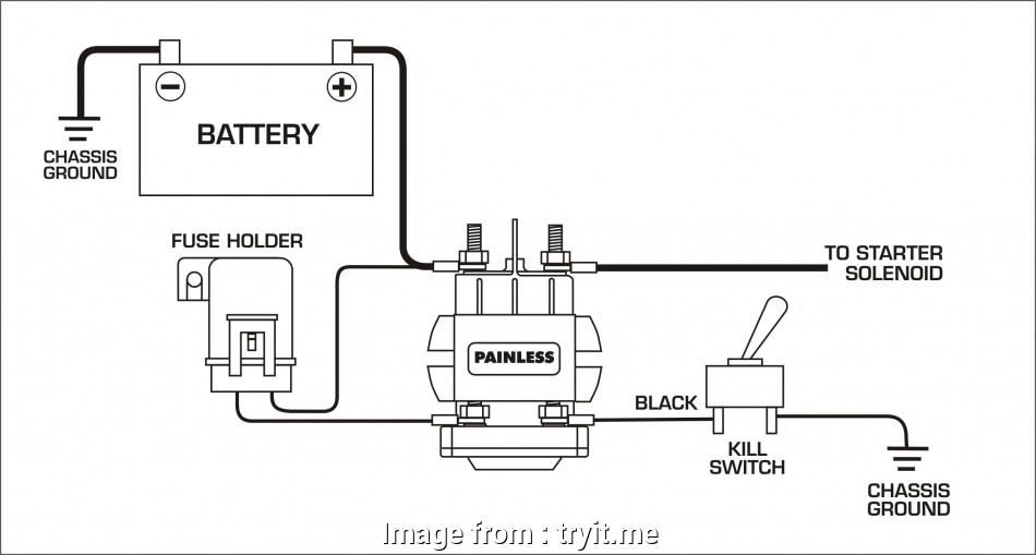 Starter Toggle Switch Wiring Fantastic Starter Solenoid Wiring Diagram Luxury Switch Inside