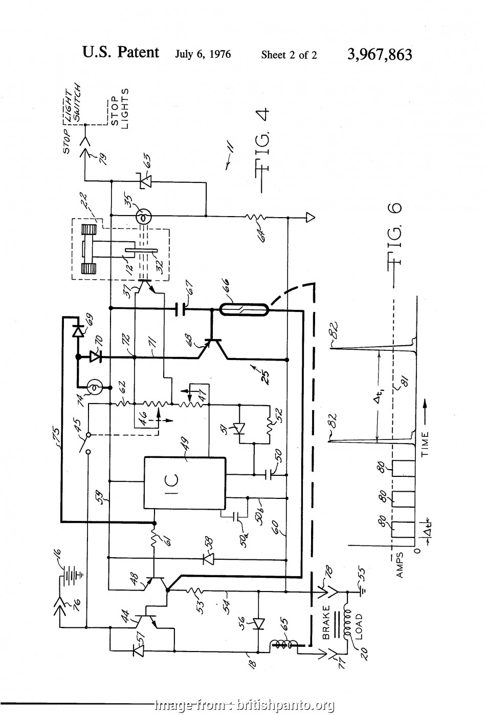 Wiring Diagram For A Trailer Brake Controller from tonetastic.info