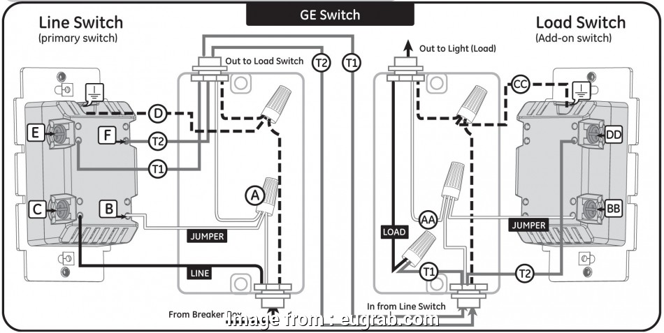 Three  Switch Wiring Common Top Wire 3  Switch Common Save
