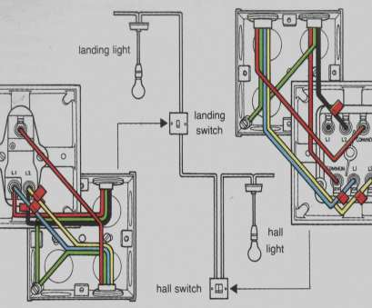 1 Gang Light Switch Wiring Most Latest Of 1 Gang 2, Light Switch Wiring Diagram Or Dimmer Random Pictures