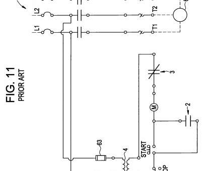 1 Phase Starter Wiring Diagram Brilliant Single Phase ...