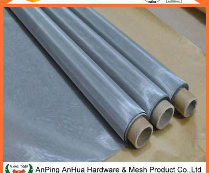 16 Nice 100 Micron Stainless Steel Wire Mesh Photos