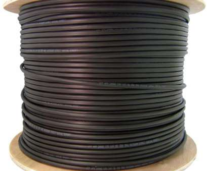 12 gauge electrical wire by the foot Direct Burial/Outdoor rated Cat5e Black Ethernet Cable, Solid, CMX, Gel 12 Gauge Electrical Wire By, Foot Creative Direct Burial/Outdoor Rated Cat5E Black Ethernet Cable, Solid, CMX, Gel Solutions