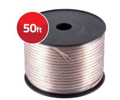 12 gauge electrical wire by the foot Shop 12 Gauge High Flex Precision Audio Cable Ultra Speaker Wire 50 Feet Roll, Free Shipping Today, Overstock.com, 22175682 12 Gauge Electrical Wire By, Foot Simple Shop 12 Gauge High Flex Precision Audio Cable Ultra Speaker Wire 50 Feet Roll, Free Shipping Today, Overstock.Com, 22175682 Photos