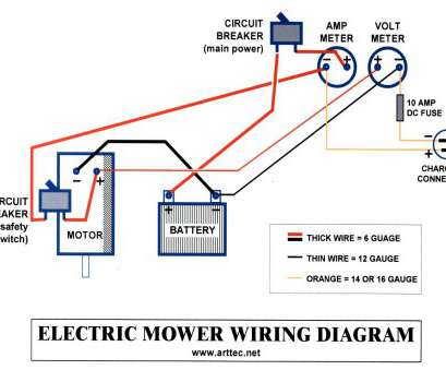 12 Gauge House Wire New SOLAR MOWER Electrical Wiring Brilliant 12 Volt House Diagram Collections