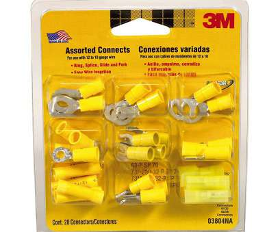 12 gauge wire assortment Amazon.com: 3M 03804NA Yellow Assorted Connectors, 12 to 10-Gauge Wire, 28-Pack: Home Improvement 12 Gauge Wire Assortment Popular Amazon.Com: 3M 03804NA Yellow Assorted Connectors, 12 To 10-Gauge Wire, 28-Pack: Home Improvement Pictures
