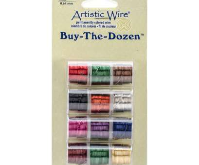 12 gauge wire assortment Artistic Wire, the Dozen Permanent Colored Wire-12PK/Assorted 12 Gauge Wire Assortment Best Artistic Wire, The Dozen Permanent Colored Wire-12PK/Assorted Pictures
