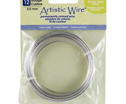 12 gauge wire michaels Artistic Wire® Permanently Colored Wire, 12 Gauge 8 Simple 12 Gauge Wire Michaels Images