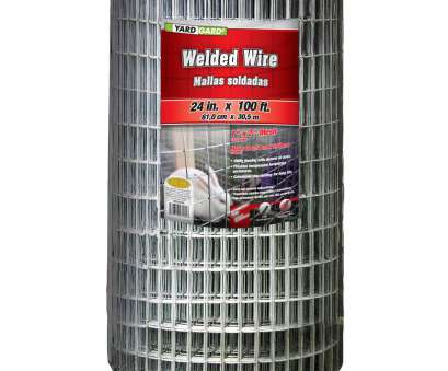 14 gauge galvanized wire walmart YARDGARD 24 inch by, foot 14 gauge 1 inch by 2 inch mesh galvanized welded wire, Walmart.com 12 Top 14 Gauge Galvanized Wire Walmart Images
