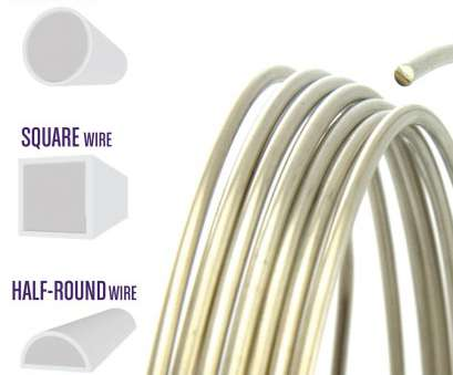 9 Professional 14 Gauge Nickel Silver Wire Images