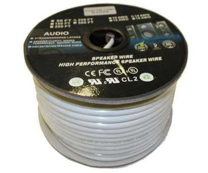 14 gauge speaker wire 50 ft Commercial Electric 50, 14-Gauge Stranded Speaker Wire-Y283530 14 Gauge Speaker Wire 50 Ft Cleaver Commercial Electric 50, 14-Gauge Stranded Speaker Wire-Y283530 Photos
