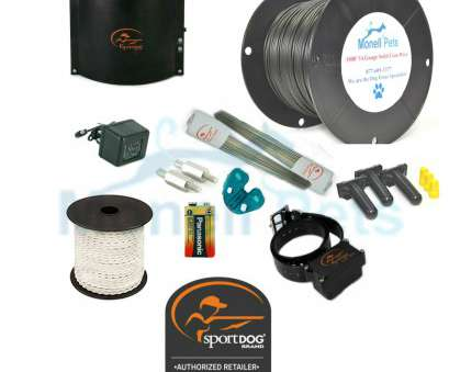 14 gauge twisted wire SportDOG In-Ground Electric, Fence System SDF-100A 14 Gauge Wire with Twisted Wire 17 Fantastic 14 Gauge Twisted Wire Solutions
