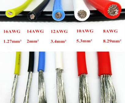 14 awg wire amp rating 14awg flexible silicone wire rc cable 14awg, 0 08ts od 3, rh aliexpress, 18, Wire 12, Wire 14, Wire, Rating Professional 14Awg Flexible Silicone Wire Rc Cable 14Awg, 0 08Ts Od 3, Rh Aliexpress, 18, Wire 12, Wire Ideas