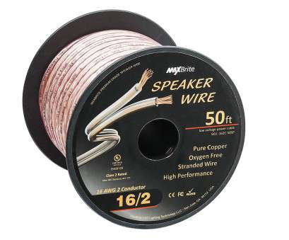 16 gauge speaker wire voltage rating Amazon.com: High Performance 16 Gauge Speaker Wire, Oxygen Free Pure Copper, UL Listed Class 2, Feet Spool): Home Audio & Theater 8 Simple 16 Gauge Speaker Wire Voltage Rating Galleries