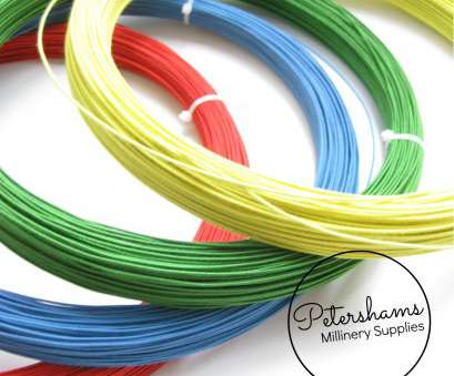 18 gauge millinery wire 1mm Cotton Covered Millinery Wire 18 Gauge Millinery Wire Popular 1Mm Cotton Covered Millinery Wire Photos