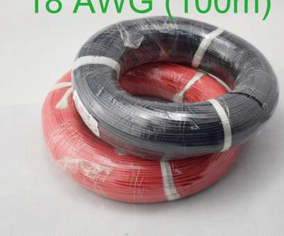 18 Gauge Silicone Wire Cleaver 2018 Wholesale 100M 18, Gauge Silicone Wire Flexible Stranded Copper Cables, Rc Wiring From Rosaling, $55.55, Dhgate.Com Pictures