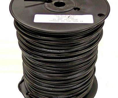 18 gauge solid core underground wire Pet Fence Pros™ 1500 Foot Spool 14 Gauge Solid Core, Fence Wire 45mil 18 Gauge Solid Core Underground Wire Creative Pet Fence Pros™ 1500 Foot Spool 14 Gauge Solid Core, Fence Wire 45Mil Images