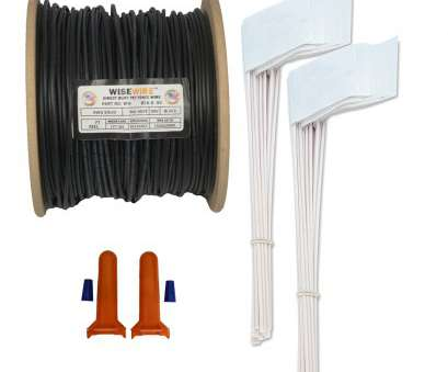 18 gauge solid core underground wire WiseWire 16, PE45 is a heavy duty, high-strength, flexible 18 Gauge Solid Core Underground Wire Best WiseWire 16, PE45 Is A Heavy Duty, High-Strength, Flexible Ideas