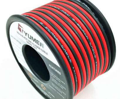 18 gauge wire voltage 18, Electrical Wire 82 Feet Hookup, Black Copper 18 Gauge Stranded Auto 2 Wire, Voltage 18 Gauge Wire Voltage Creative 18, Electrical Wire 82 Feet Hookup, Black Copper 18 Gauge Stranded Auto 2 Wire, Voltage Solutions