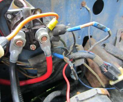 1998 F150 Starter Wiring Diagram Cleaver 4 9L, Starting Ford Truck Enthusiasts Forums 2003 Ford F-150 Starter Replacement 2003 F150 Starter Replacement Wire Galleries