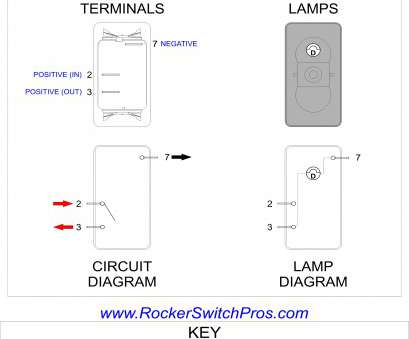 2, And, Switch Wiring Brilliant Carling Vjd1 Rocker Switch Wiring Diagram, Fuse, Wiring Rh Pokerchamps Co On, On Ideas