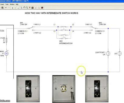 2 way switch wiring with intermediate how intermediate switch works youtube rh youtube, 3-Way Switch Wiring Diagram Variations 4-Way Switch Wiring Diagram 2, Switch Wiring With Intermediate Perfect How Intermediate Switch Works Youtube Rh Youtube, 3-Way Switch Wiring Diagram Variations 4-Way Switch Wiring Diagram Collections