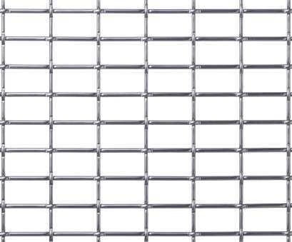 2 Woven Wire Mesh New LZ-40, Industrial Woven Wire Mesh Lock Crimp Photos