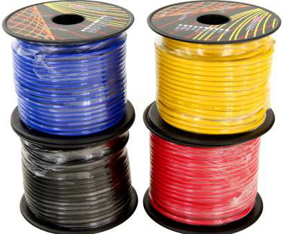 22 Gauge Primary Wire Simple Amazon.Com: GS Power: Electrical Wires Solutions