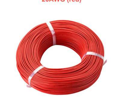 22 gauge silicone wire 100M 18 20 22AWG Gauge Silicone Wire Flexible Stranded Copper Cables special soft High Temperature silicone wire-in Parts & Accessories from Toys & Hobbies 22 Gauge Silicone Wire Perfect 100M 18 20 22AWG Gauge Silicone Wire Flexible Stranded Copper Cables Special Soft High Temperature Silicone Wire-In Parts & Accessories From Toys & Hobbies Pictures