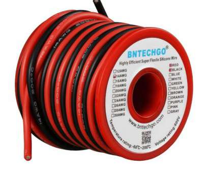 22 gauge silicone wire BNTECHGO 14 Gauge Silicone Wire Spool 40 feet Ultra Flexible High Temp, deg C 600V 14, Silicone Wire, Strands of Tinned Copper Wire 20 ft Black and 22 Gauge Silicone Wire Top BNTECHGO 14 Gauge Silicone Wire Spool 40 Feet Ultra Flexible High Temp, Deg C 600V 14, Silicone Wire, Strands Of Tinned Copper Wire 20 Ft Black And Solutions