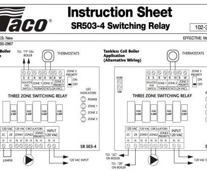 24 vac wire gauge Taco SR503 Three Zone Switching Relay Wiring Chart at InspectApedia.com 24, Wire Gauge Best Taco SR503 Three Zone Switching Relay Wiring Chart At InspectApedia.Com Images
