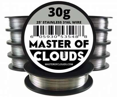25 mm wire to gauge LOT OF 10 x SS 316L, 25, 30 Gauge Stainless Steel Wire 0.25 mm 25 Mm Wire To Gauge Best LOT OF 10 X SS 316L, 25, 30 Gauge Stainless Steel Wire 0.25 Mm Galleries