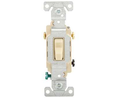 3, Switch Wiring Commercial Professional CS320V Cooper Wiring Devices Commercial Specification Grade Switch 3-Way , Side Wire Galleries