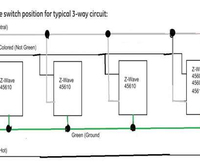 3, Switch Wiring Help Best Ge Z Wave 4, Switch Wiring Diagram Collection-Unique 3, 4, Switch Pictures