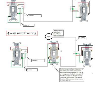 11 Perfect 3, Switch Wiring Instructions Photos