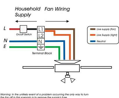 13 Practical 4 Wire Ceiling, Wiring Diagram Collections