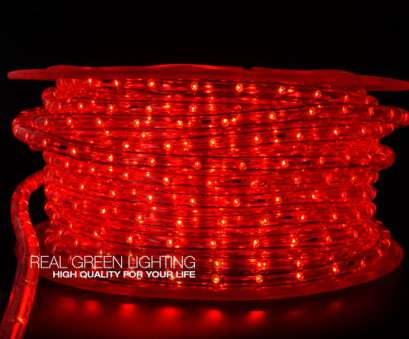 5 Wire, Rope Light Perfect Diameter 13MM, Rope Light, Christmas Rope Lights, Warm White Galleries