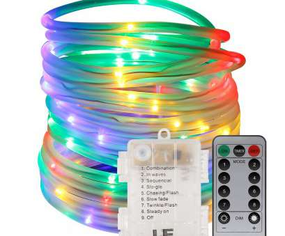 5 Wire, Rope Light Creative LIGHTING EVER-TOP Quality, FIXTURES Collections