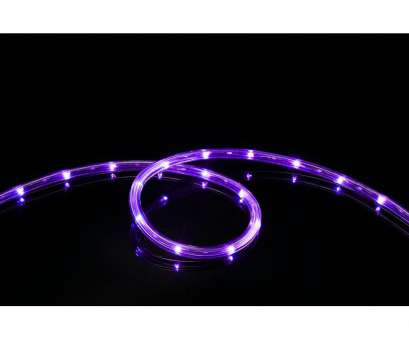 5 Wire, Rope Light Creative Meilo 16, 108-Light, Purple, Occasion Indoor Outdoor LED Collections